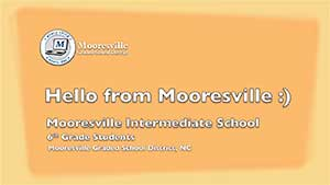 Hello from Mooresville